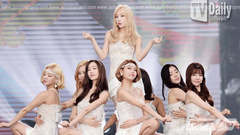 Red Velvet เผยความรู้สึกได้เป็นคู่แข่งท้าชิงอันดับ1 ในรายการเพลงร่วมกับ Girls' Generation