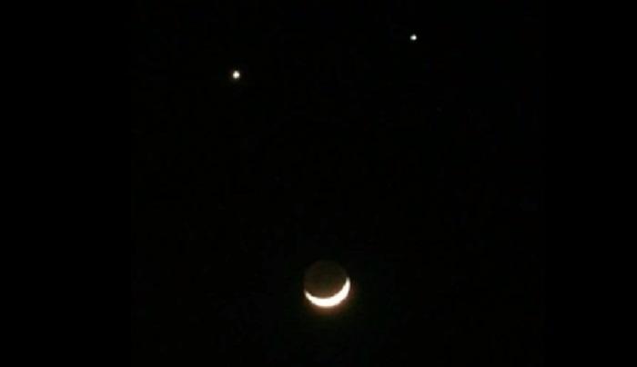สมาคมดาราศาสตร์ไทยชวนดูพระจันทร์ยิ้ม-เรียนรู้ดาวกลางกรุง