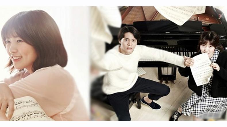 """""""จูวอน"""" ชม """"ชิมอึนคยอง"""" เหมาะกับบทนางเอก Nodame Cantabile ที่สุด"""