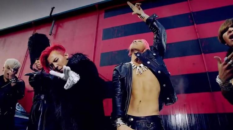 """BIGBANG ส่งเพลง"""" BANG BANG BANG """" ออลคิลชาร์ตเพลงดังของเกาหลีทันทีที่เปิดตัว"""
