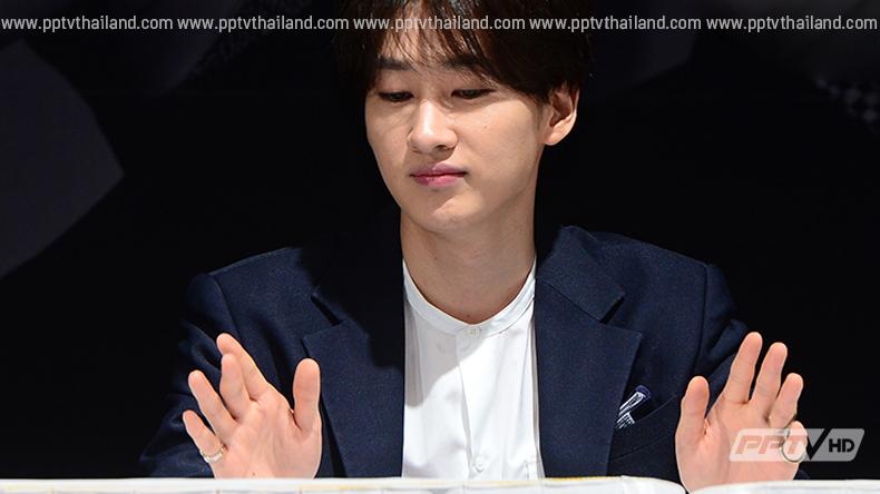 อึนฮยอก Super Junior เขียนจดหมายขอบคุณแฟนๆก่อนอำลาเข้ากองทัพ วันนี้