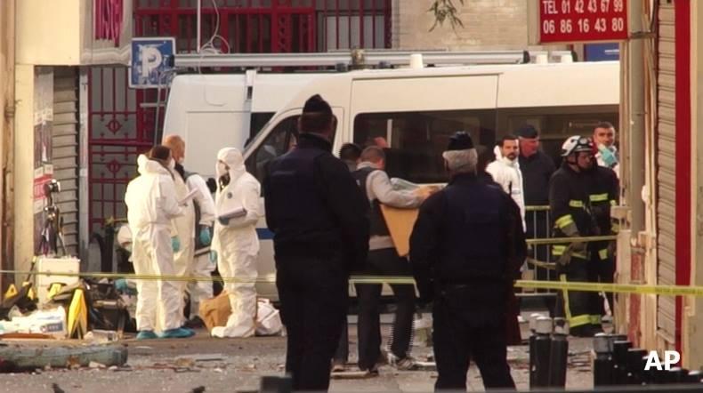 นายกฯฝรั่งเศสเตือนปชช.อาจเผชิญเหตุกลุ่มก่อการร้ายใช้อาวุธชีวภาพโจมตี