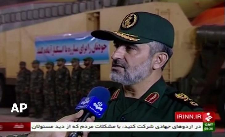อิหร่านแพร่ภาพคลังเก็บอาวุธใต้ดินครั้งแรก หลังทดสอบยิงขีปนาวุธรุ่นใหม่