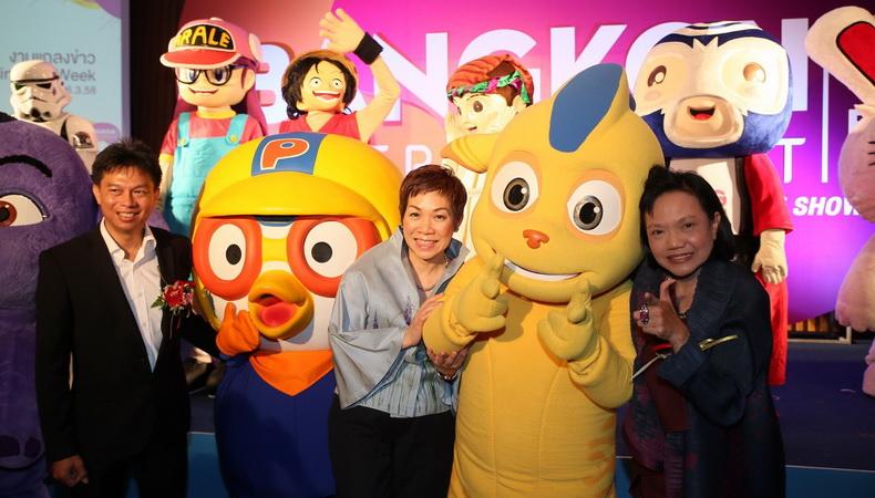 เริ่มแล้ว 'Bangkok Entertainment Week' เมื่อไทยจะเป็นฮับดิจิทัลคอนเทนต์ในอาเซียน