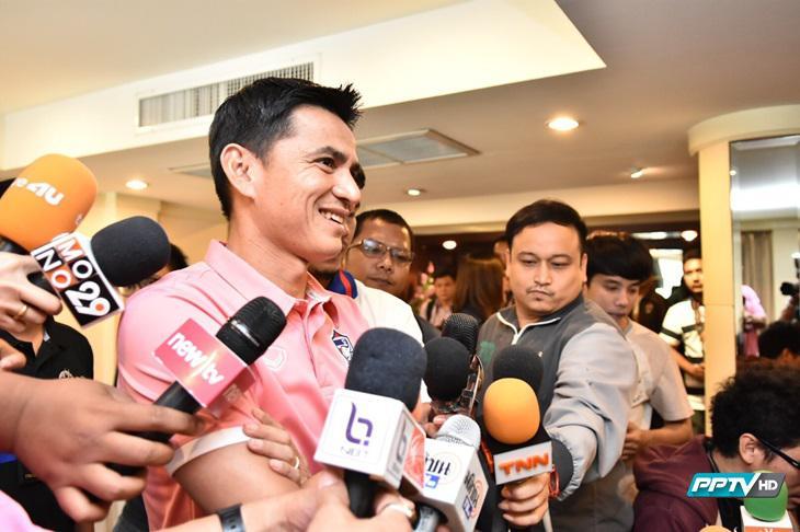 ทัพช้างศึกไทยตบเท้าเข้ารายงานตัวก่อนยกพลเก็บตัวกิเลนวัลเลย์