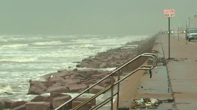 พายุโซนร้อนบิลล์ถล่มรัฐเท็กซัส ยกเลิกบิน 209 เที่ยว