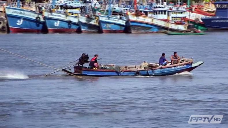 สวนกระแส! ประมงพื้นบ้านฟุ้งหาปลาเลี้ยงได้ทั้งประเทศ (คลิป)