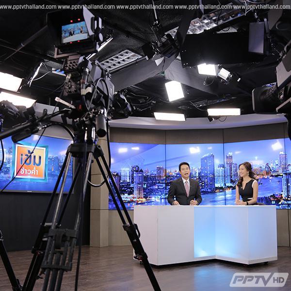 PPTV HD ขยายสตูดิโอ นำ Orad มาสร้างสรรค์งานข่าวและรายการ