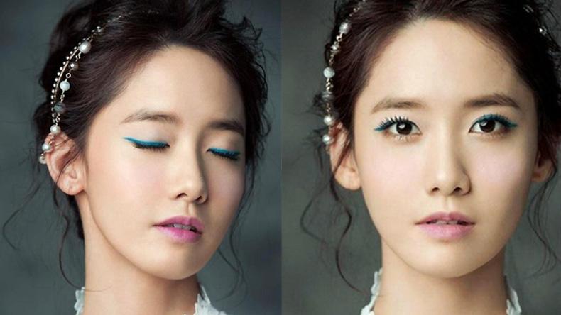 """สวยเกินHD! """"ยุนอา"""" อวดแฟชั่นโชว์ผิวใสรับใบไม้ผลิใน Elle China"""