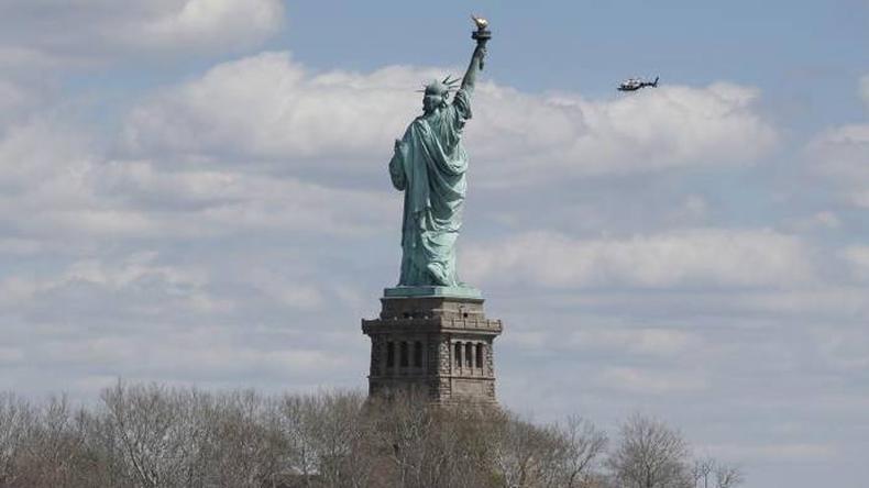 สหรัฐฯ โดนขู่วางบึ้มเทพีเสรีภาพ พบแค่ป่วนสร้างสถานการณ์
