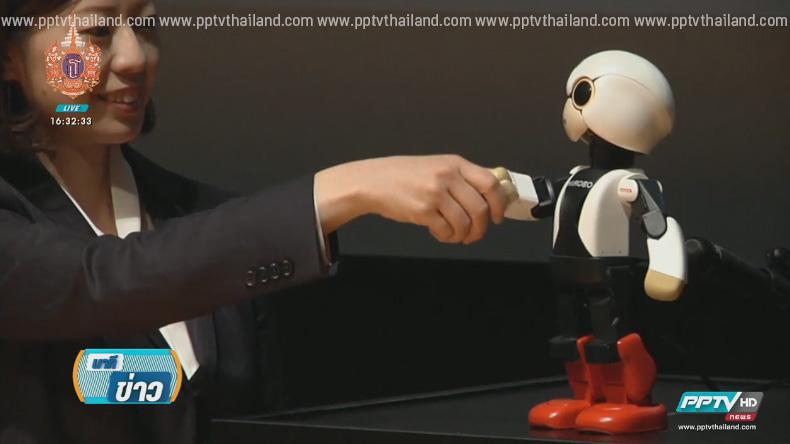 กินเนสส์ เวิร์ด เรคคอร์ดส์ รับรองหุ่นยนต์ 'คิโรโบะ' ทำสถิติโลก 2 รายการ