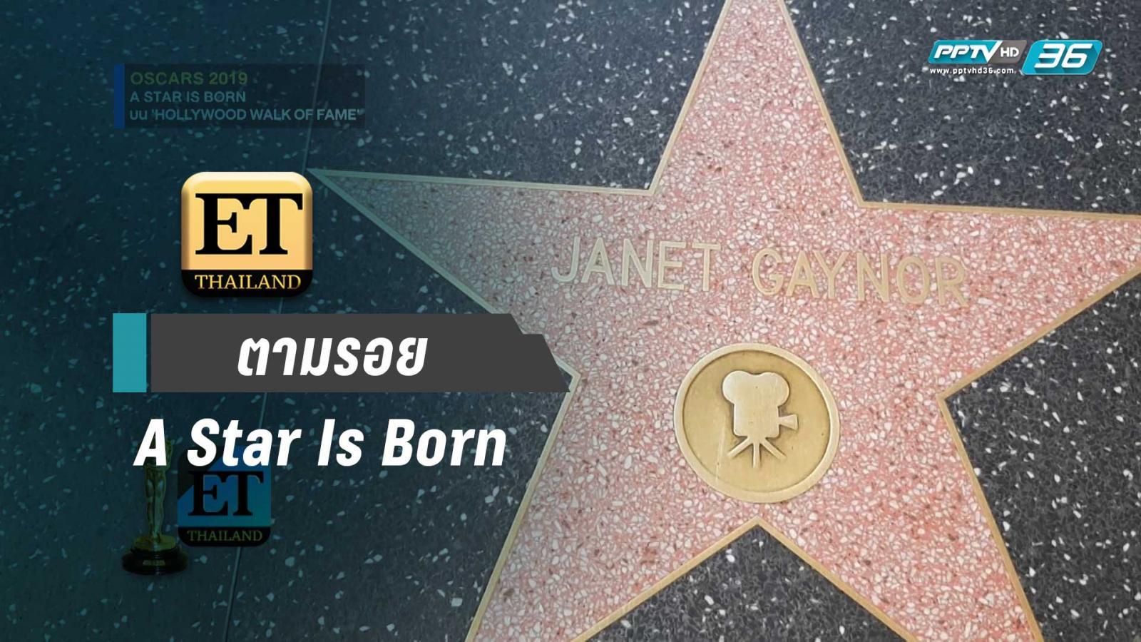 ตามรอย A Star Is Born บนถนนติดดาว