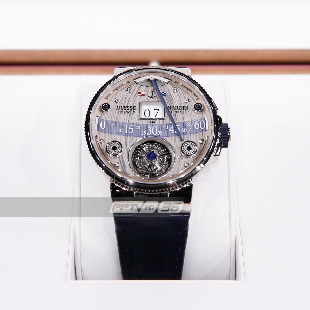 """""""นาฬิกา"""" เรือนเวลาที่เป็นมากกว่าเครื่องประดับ  ..."""