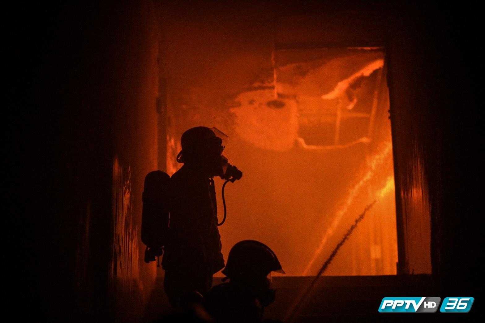 """""""ถอดสมการ ไฟไหม้โรงหนัง"""" เพลิงไหม้สมบูรณ์แบบ"""