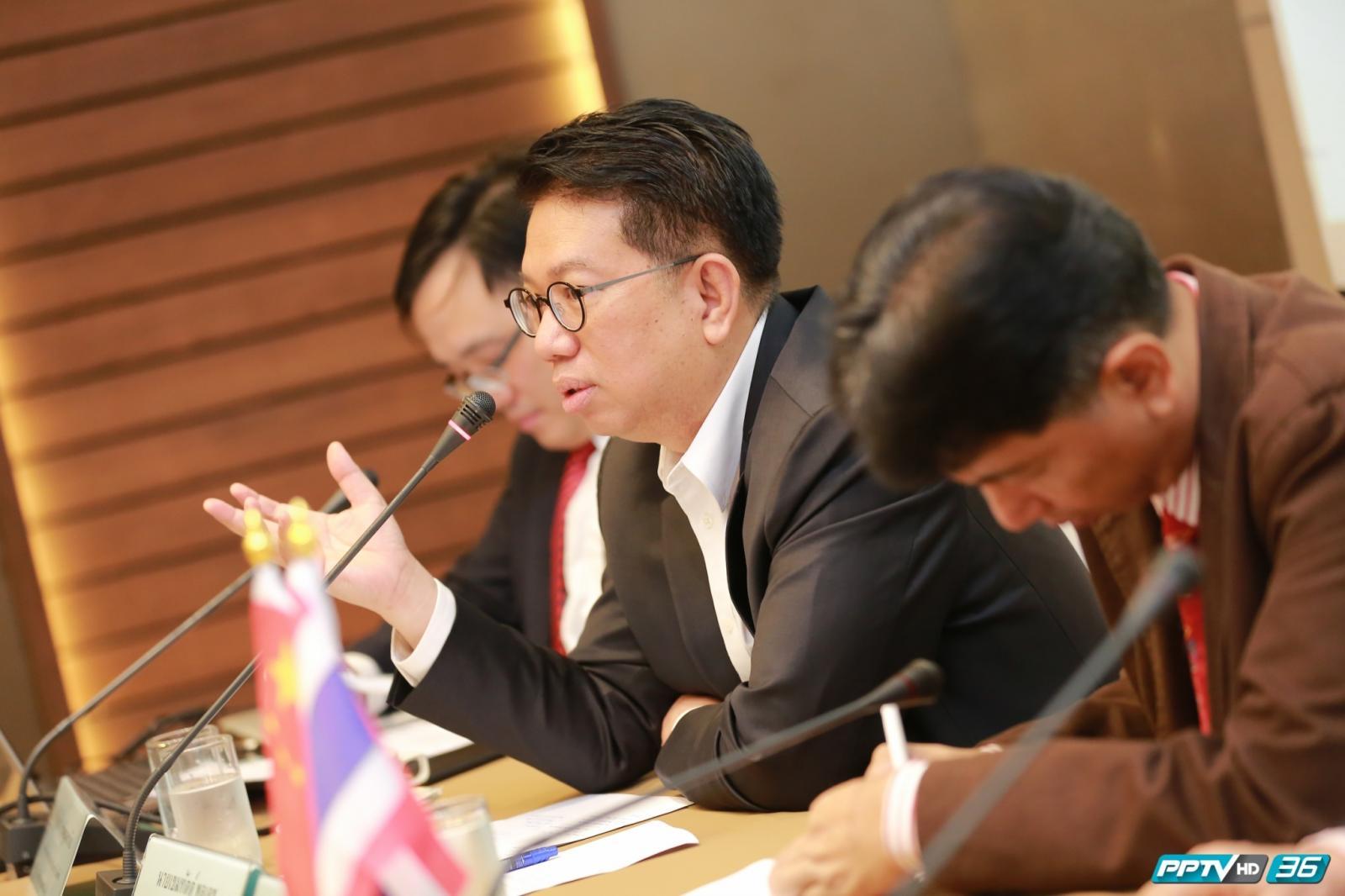 ธุรกิจบันเทิงจีน เดินหน้าเจาะตลาดไทย (คลิป)