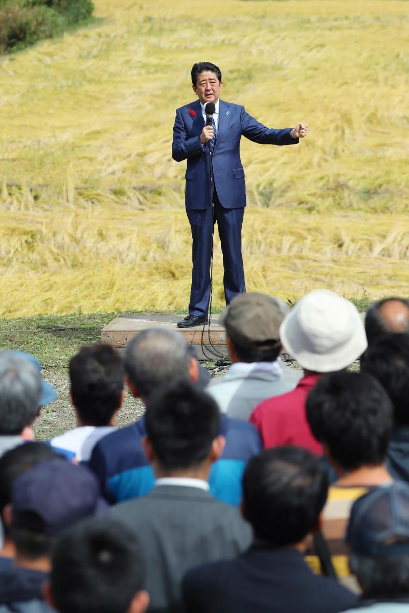 พรรคการเมืองญี่ปุ่นเปิดฉากหาเสียงเลือกตั้งอย่างเป็นทางการ