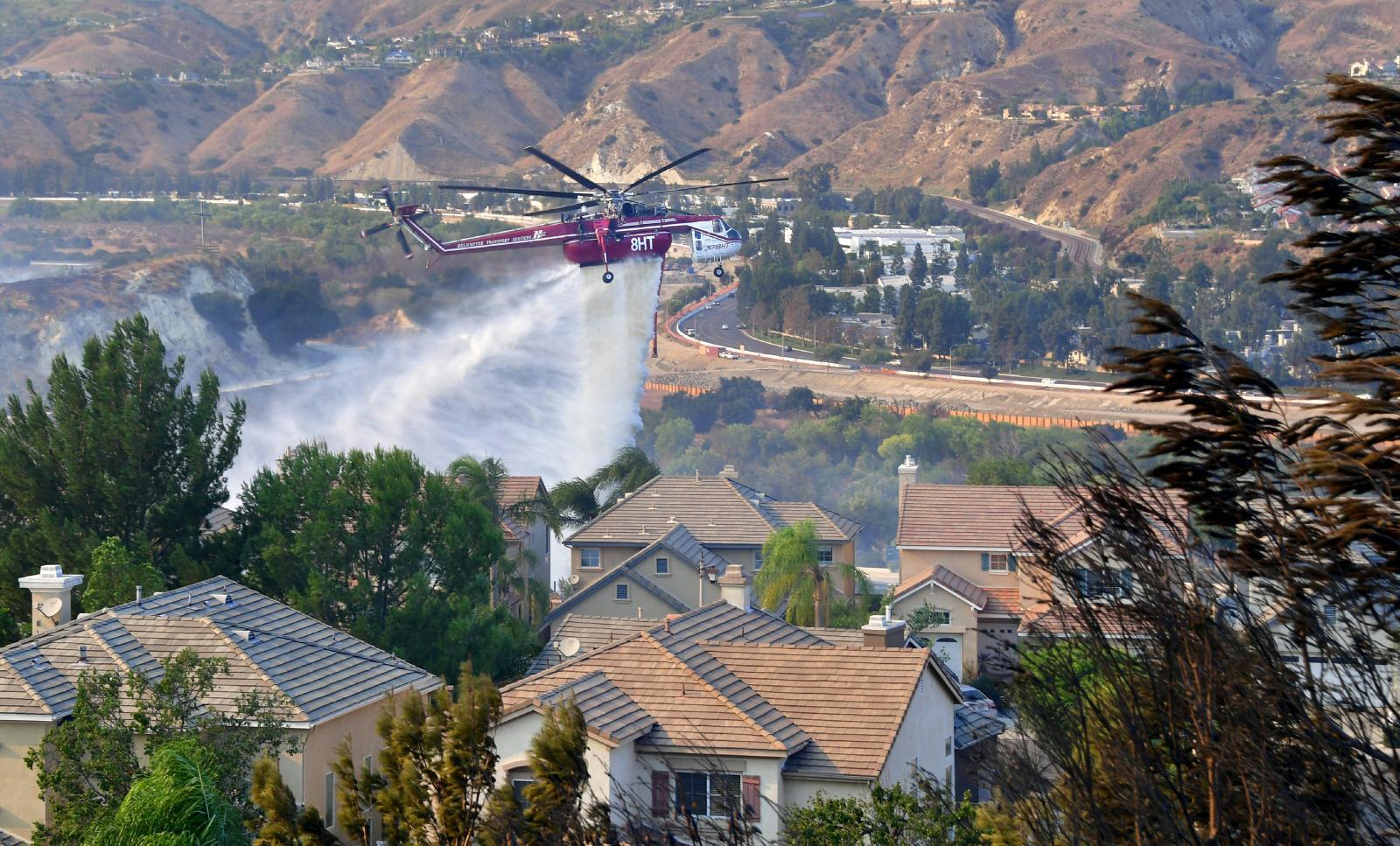 ภาคเหนือแคลิฟอร์เนีย สหรัฐฯ เผชิญไฟป่าครั้งใหญ่