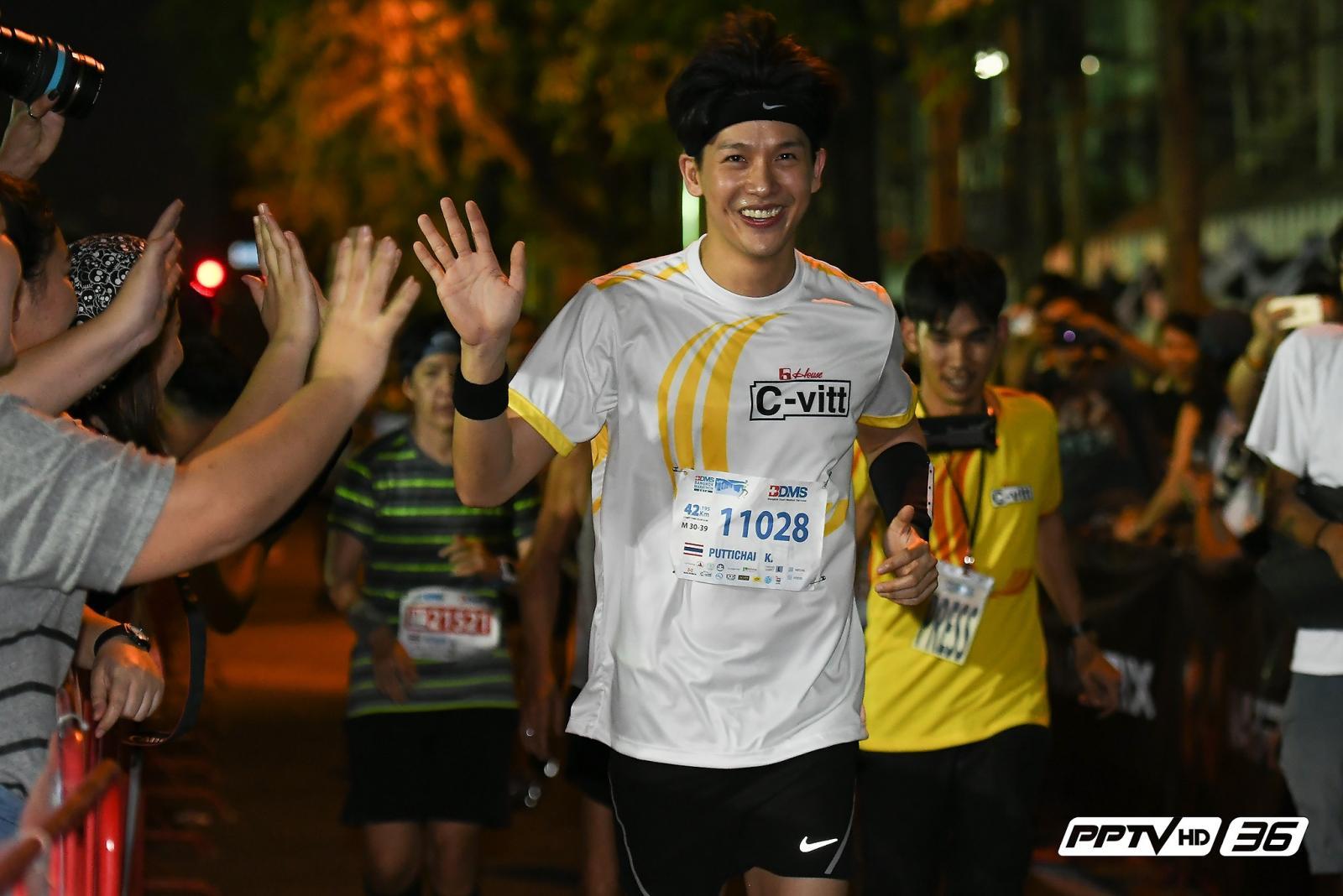 """เก็บตก  """"BANGKOK MARATHON"""" ประทับใจนักวิ่ง 3 หมื่นคนจากทั่วโลก"""