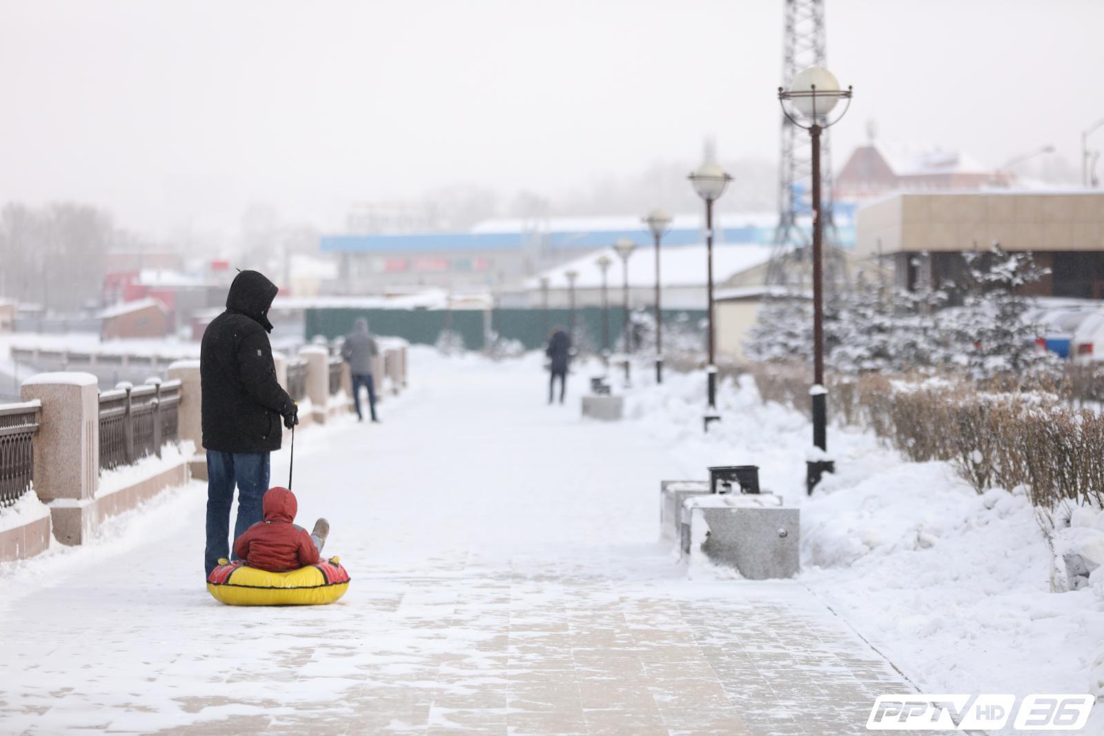 รายการปักหมุดสุดขอบโลก กับการเดินทางสู่เมืองที่หนาวที่สุดในโลกในเขตไซบีเรีย