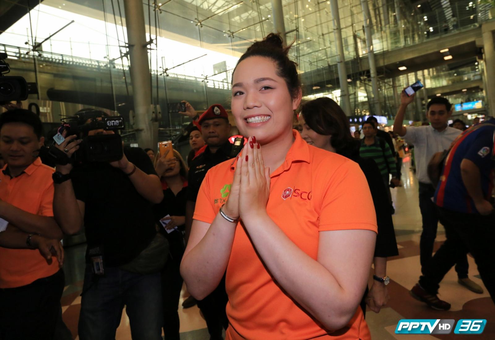 """เปิดใจ! """"โปรเม เอรียา"""" หลังซิวแชมป์เมเจอร์ เป็นประวัติศาสตร์ชาติไทย"""