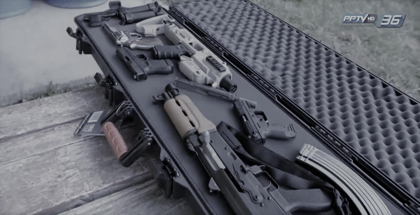 กฎหมายครอบครองปืนสหรัฐฯ จุดเริ่มต้นของ