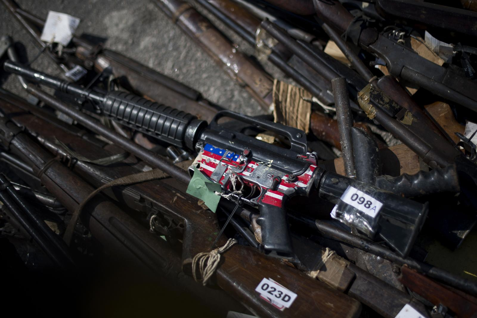 ย้อนรอยเหตุกราดยิง โศกนาฏกรรมในสหรัฐฯ