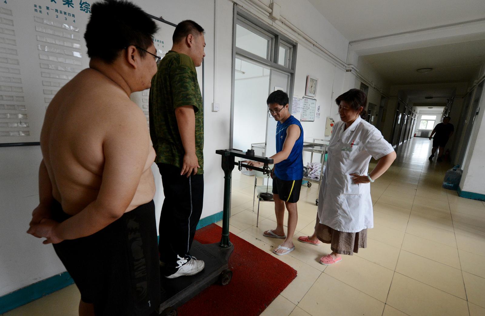 สถิติคนอ้วนในเอเชีย-แปซิฟิกพุ่งมากที่สุดในโลก