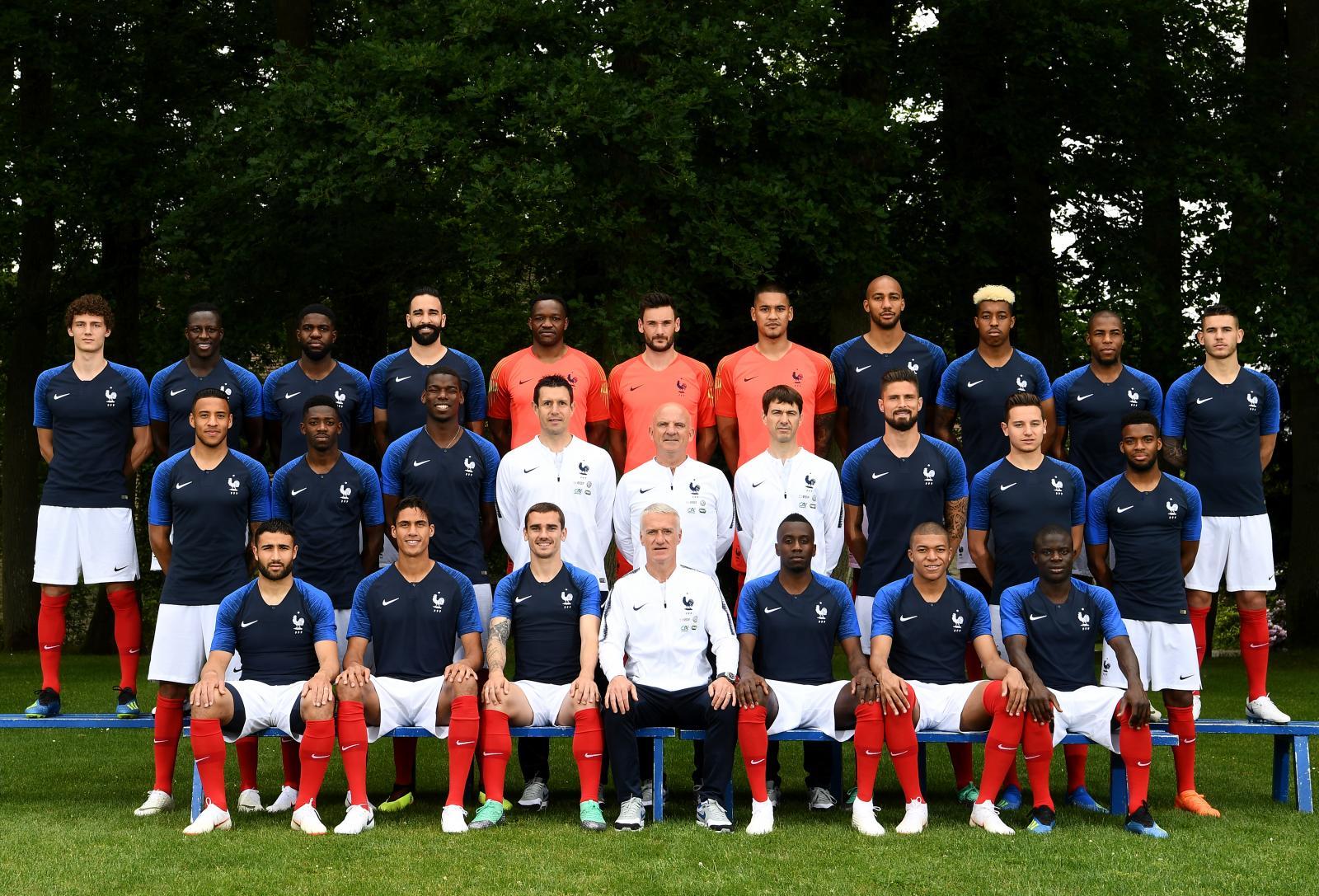 กรุ๊ป C  ฝรั่งเศสลอยลำมีลุ้นถึงแชมป์โลก พร้อมรายชื่อนักเตะ 23 คน