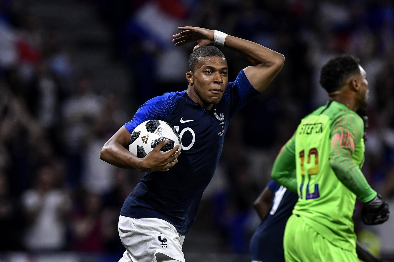 ดาวรุ่งน่าจับตามองในฟุตบอลโลก 2018
