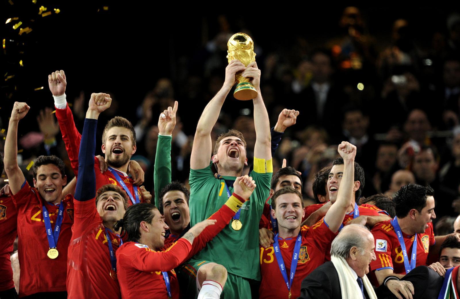 ทำเนียบแชมป์ฟุตบอลโลกจากอดีตถึงปัจจุบัน