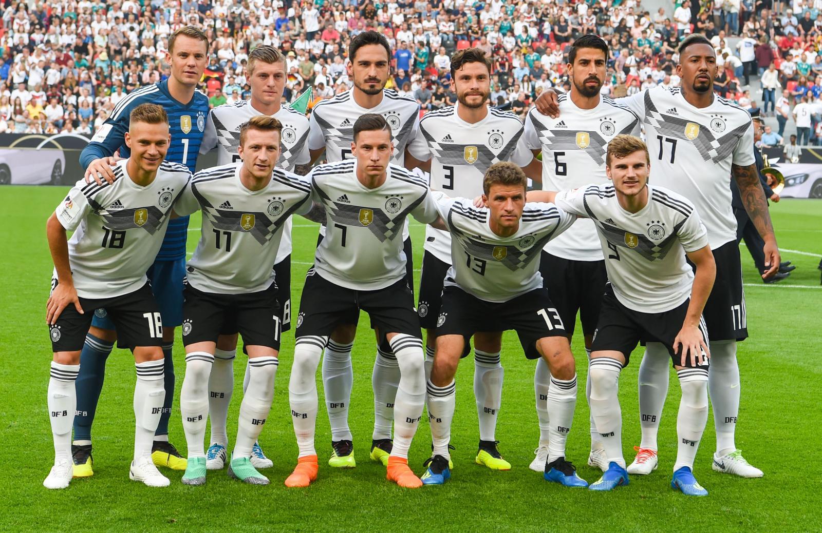 ส่องแฟชั่นเสื้อฟุตบอลโลก 2018