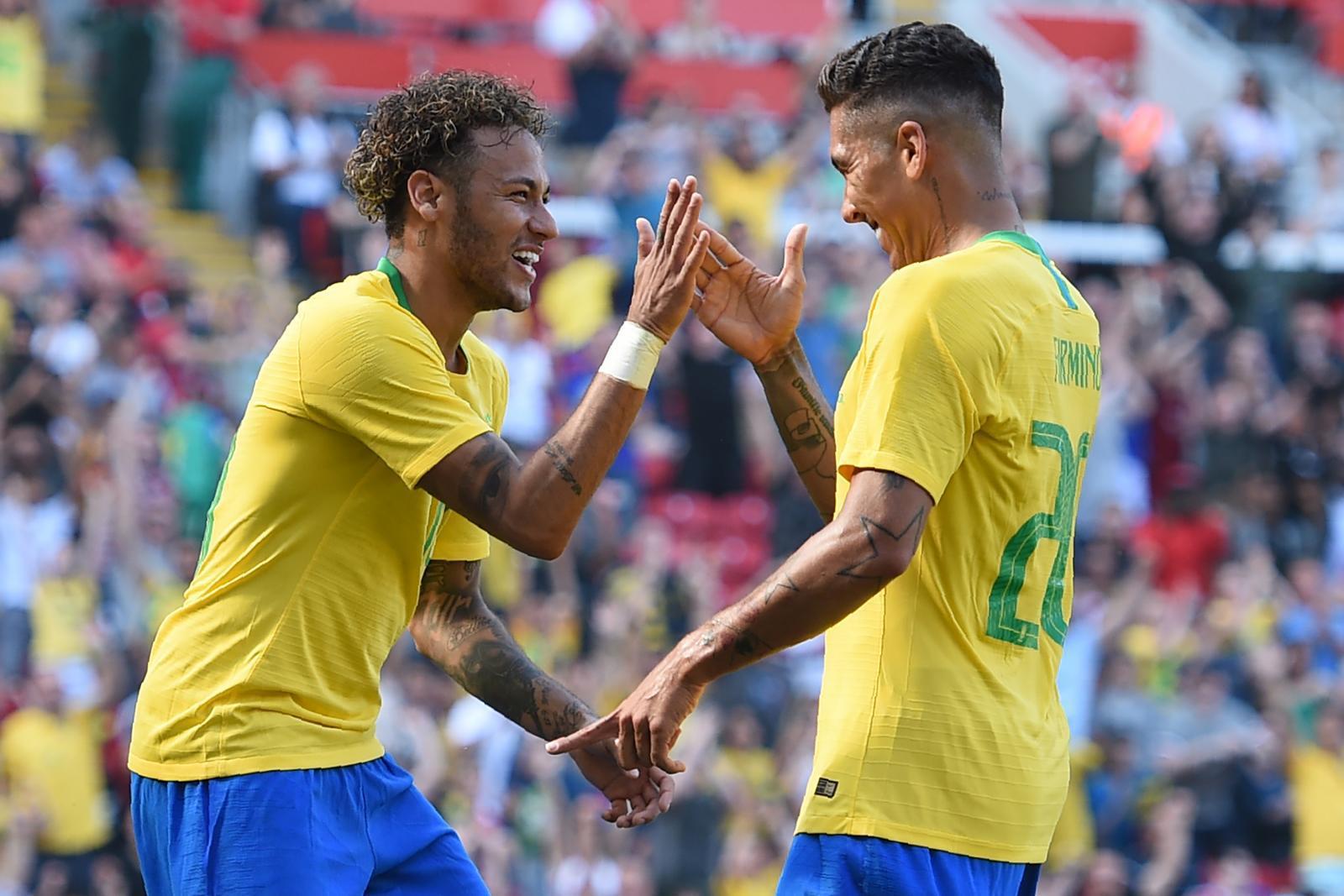 """""""บราซิล""""ดวล""""เซอร์เบีย"""" ชิงตั๋วเข้ารอบน็อคเอาท์ ฟุตบอลโลก2018"""