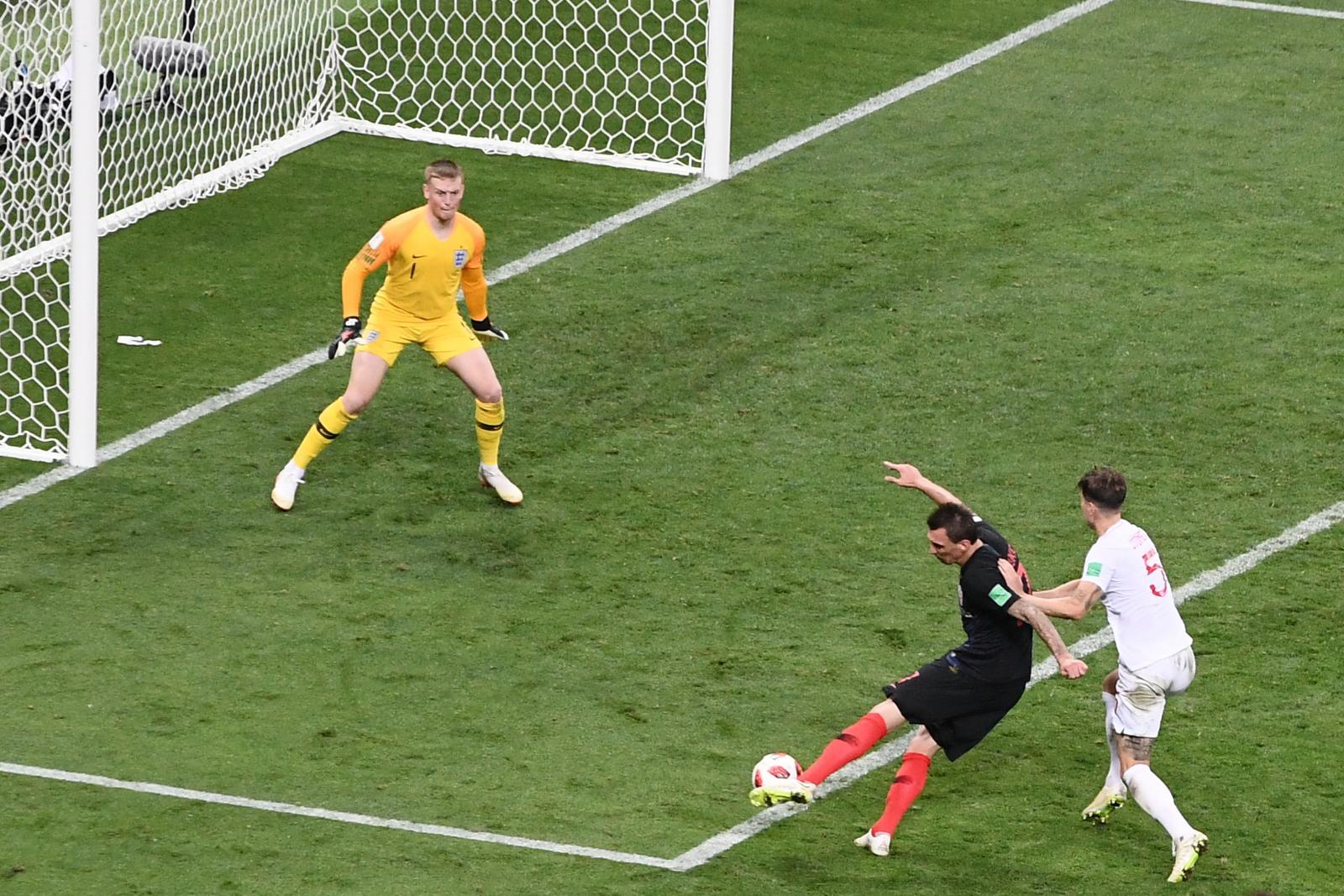 """""""โครแอต"""" ม้ามืดดับฝันอังกฤษเข้าชิงบอลโลก ลุ้นสร้างประวัติศาสตร์หน้าใหม่โครเอเชีย"""