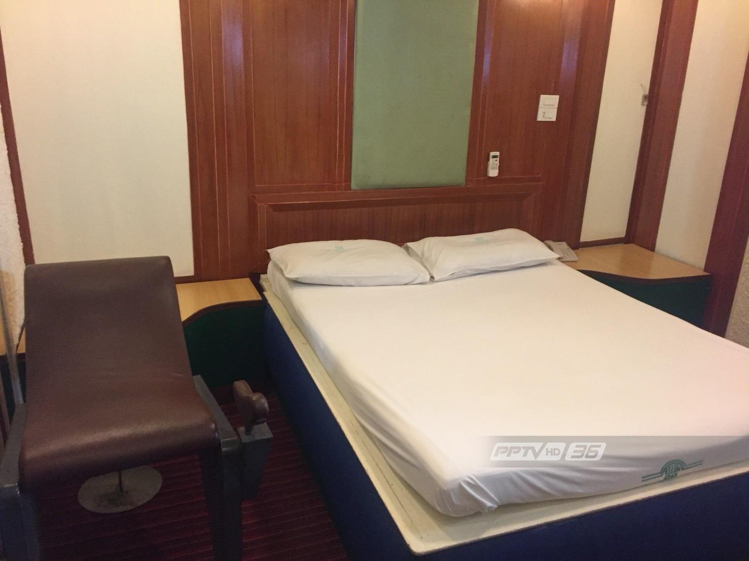 ตร.เข้มโรงแรมม่านรูด ป้องกันเด็กและเยาวชนเข้าไปใช้บริการในคืนวาเลนไทน์