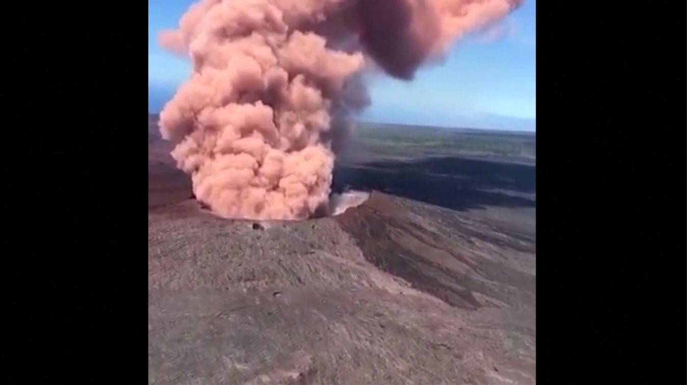 แผ่นดินไหว 6.9 เขย่าฮาวาย ภูเขาไฟปะทุต่อเนื่อง