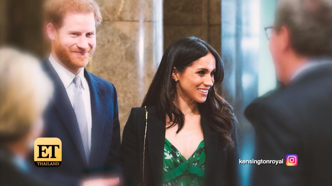 """เส้นทางความรัก ของ """"เจ้าชายแฮร์รี่ – เมแกน"""""""