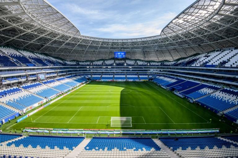 รัสเซียเปิด 12 สนาม 11 เมืองสุดอลังการฟุตบอลโลก 2018