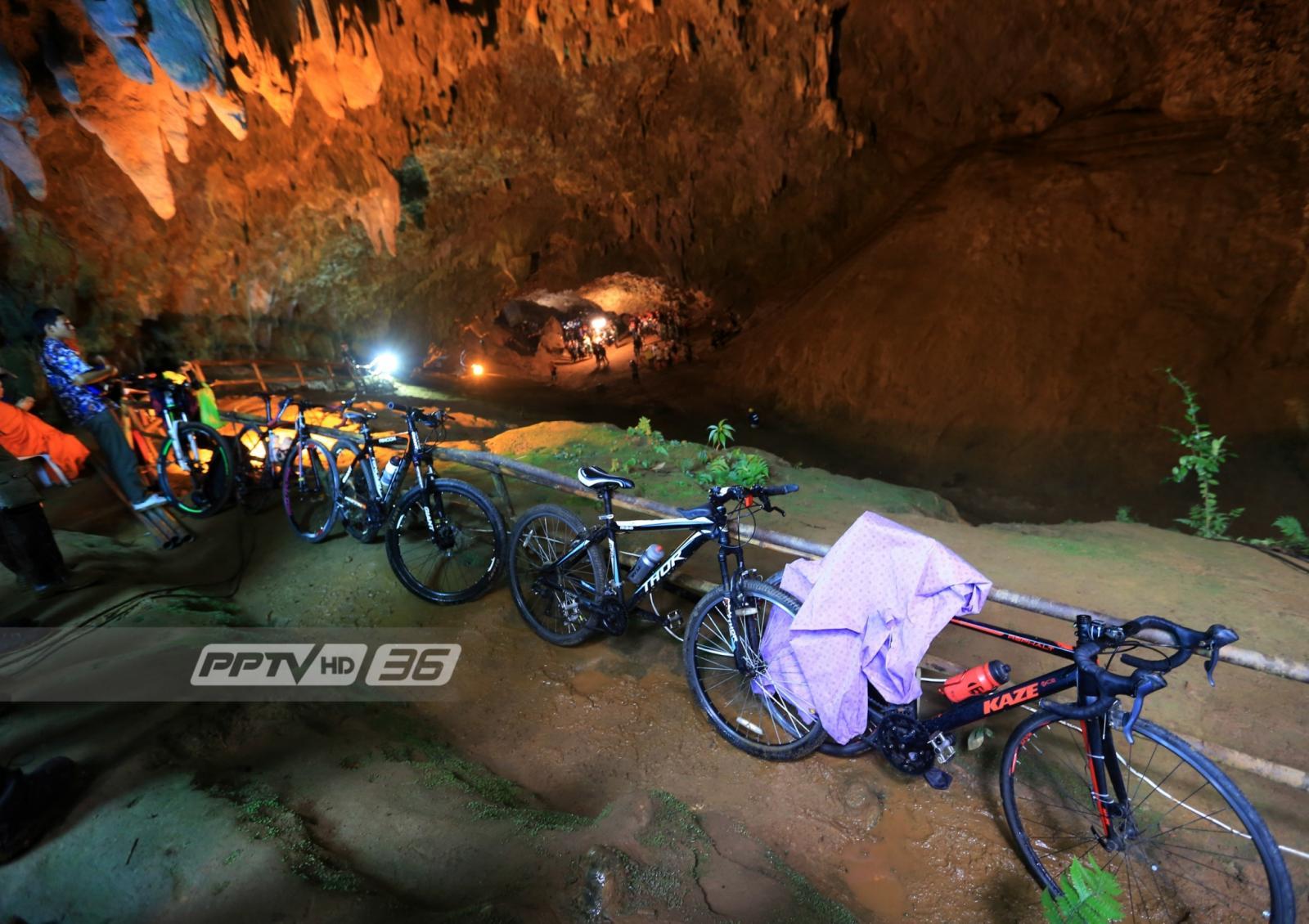 7 วัน กว่า 150 ชั่วโมง ค้นหา 13 ชีวิตติดถ้ำหลวง