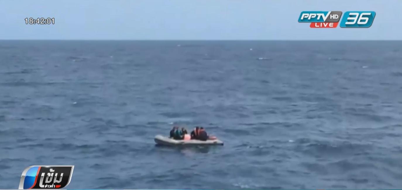 พบ 33 ศพ เรือล่มภูเก็ต เจ้าหน้าที่เร่งค้นหาผู้สูญหายอีก 23 คน