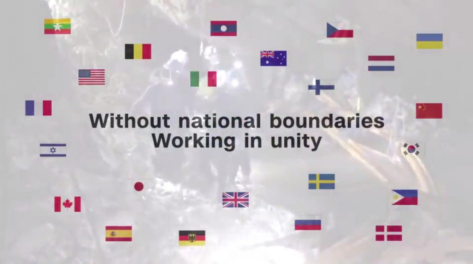 """ททท.จัดทำคลิปวิดีโอ """"แทนคำขอบคุณ"""" ประชาคมโลกช่วยเหลือ 13 ชีวิตติดถ้ำหลวง"""