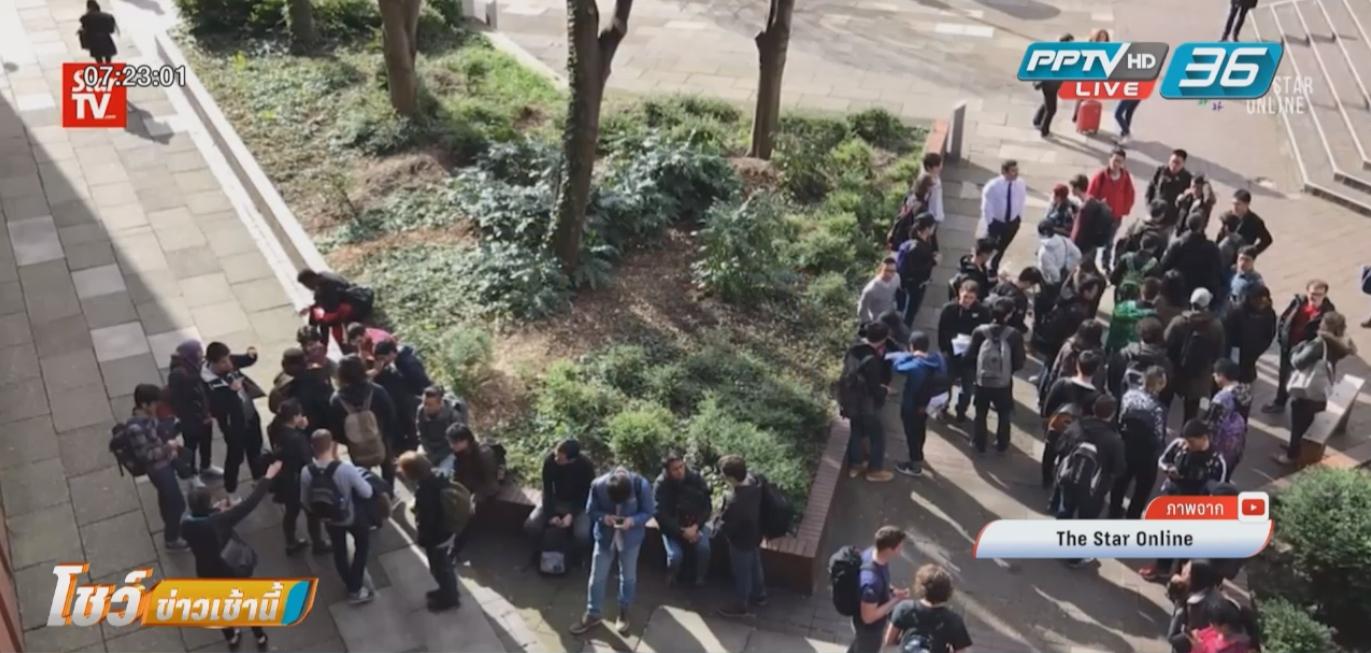 ทุเรียนทำพิษนักศึกษาแดนจิงโจ้อพยพด่วนคิดว่าเป็นกลิ่นแก็สรั่ว