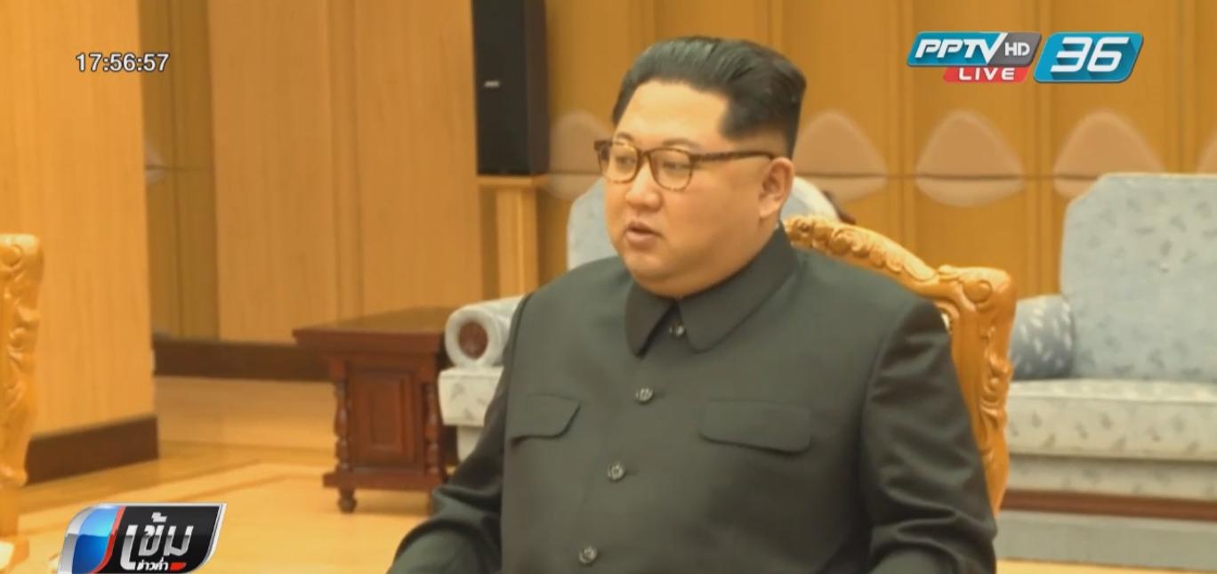 """""""ทรัมป์"""" สั่งเพนตากอนศึกษาลดทหารในเกาหลีใต้"""