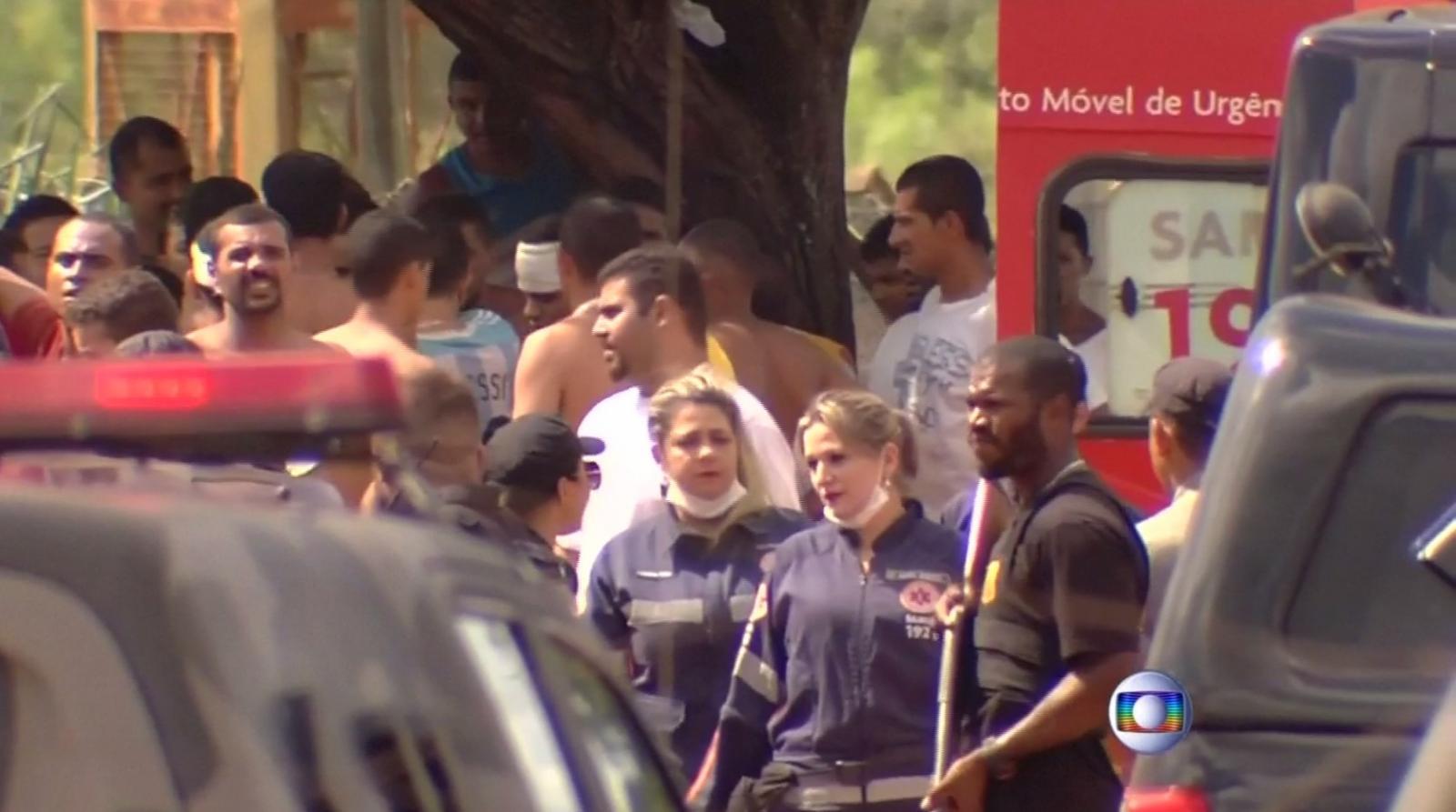 จลาจลในเรือนจำบราซิล ตาย 9 คน ฉวยโอกาสแหกคุกร่วมร้อย