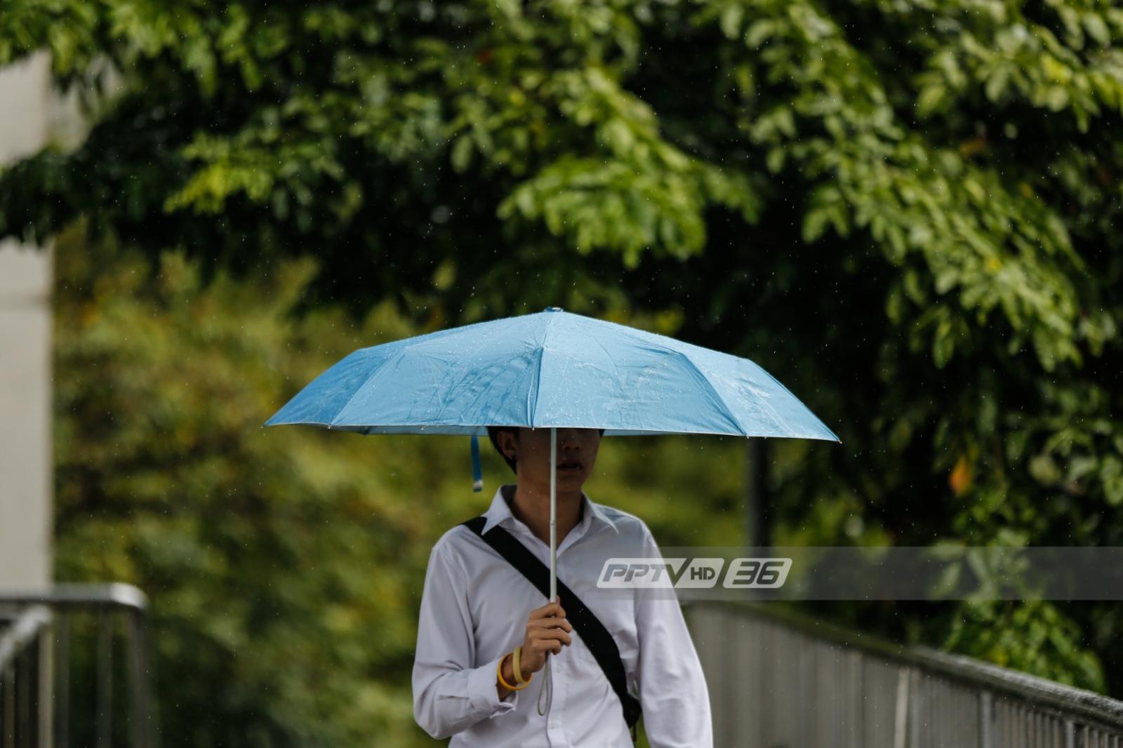 อุตุฯ เผยกทม.และปริมณฑล มีฝนตกร้อยละ 60 อุณหภูมิลด 1-3 องศา