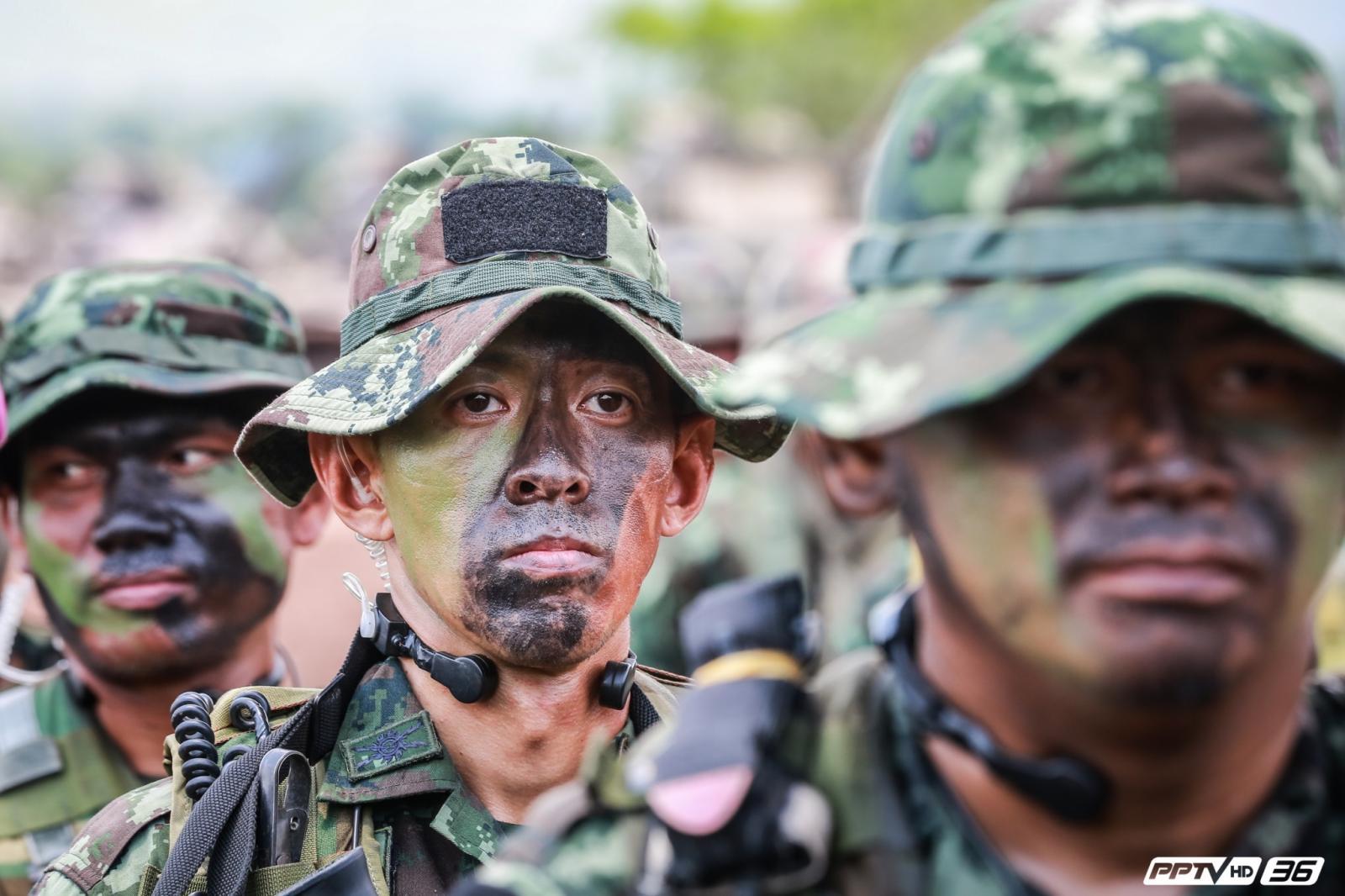 พาไปชม..การฝึกประจำปี กรมทหารม้าเฉพาะกิจ พล.ร.2รอ.