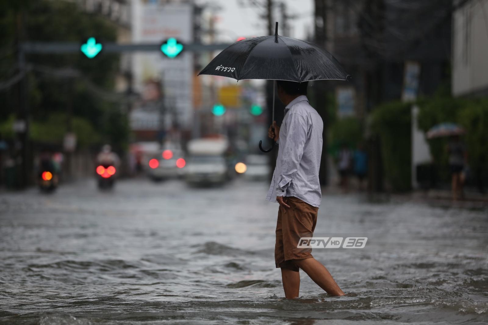 อุตุฯ ชี้ประเทศไทยปริมาณฝนลดลง กทม.มีฝนตกร้อยละ 60