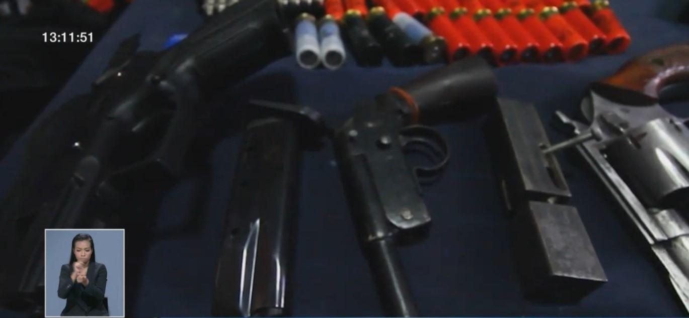 """รวบแก๊ง """"THE JOKER GUN"""" ขายปืนเถื่อนในอินเทอร์เน็ต"""