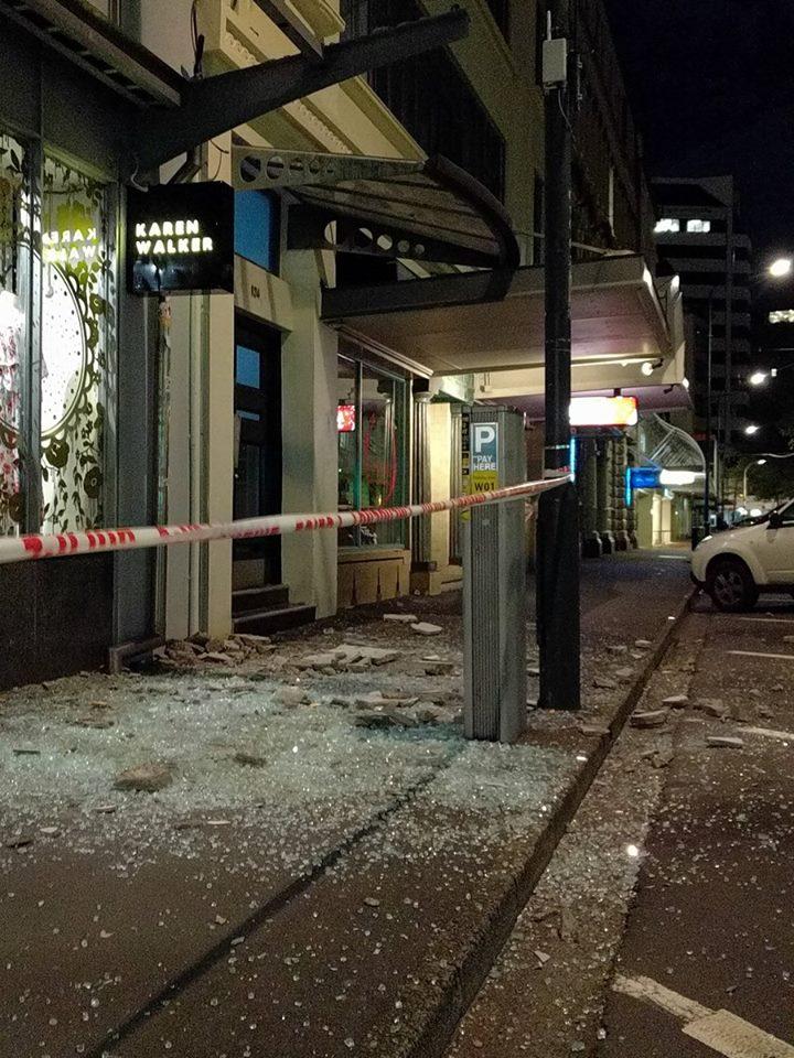แผ่นดินไหวขนาด 7.8 ใกล้เมืองไครสต์เชิร์ช นิวซีแลนด์ เฝ้าระวังสึนามิ
