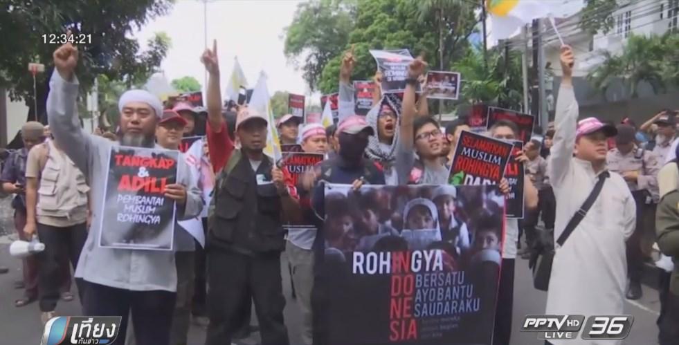 อินโดนีเซียจับแนวร่วมไอเอสวางแผนวินาศกรรมจาการ์ตา