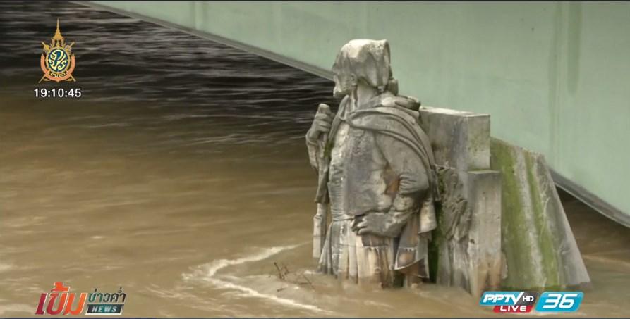 ฝรั่งเศสประกาศจัดตั้งกองทุนช่วยเหลือเหยื่อน้ำท่วม